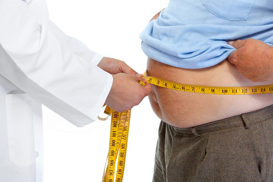 Übergewicht - Fett im Alter