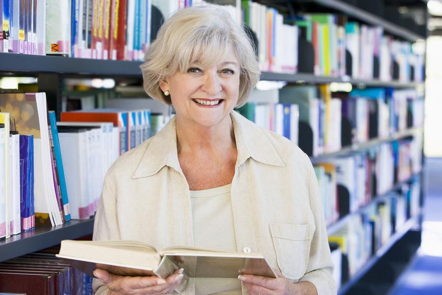 Studieren für Senioren im Alter